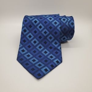 Morano Men's Tie Blue